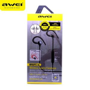awei b925-bl bluetooth earphone wireless sports