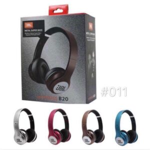 jbl-b20 bluetooth headphone
