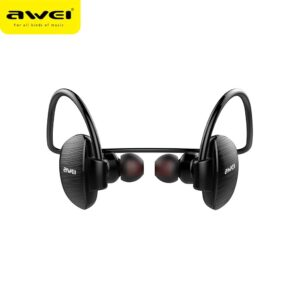 awei a847-bl bluetooth earphone wireless sweatproof sports