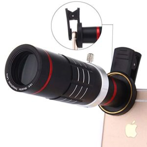 18x mobile camera zoom lens