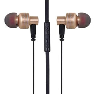 awei es 10ty in-ear earphone noise isolation