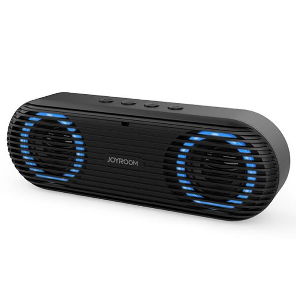 joyroom jr-m01s blutooth speaker wireless stereo sound with revoable battery