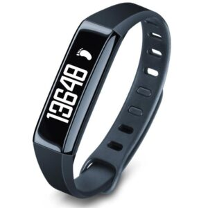 beurer as 80 bluetooth activity sensor fitness tracker