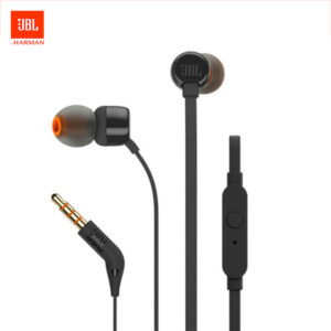 jbl t110 in-ear earphone wired with mic
