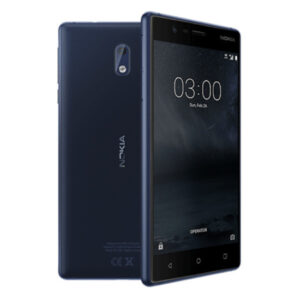 nokia 3 smart phone  2/16gb 8/8megapixel camera