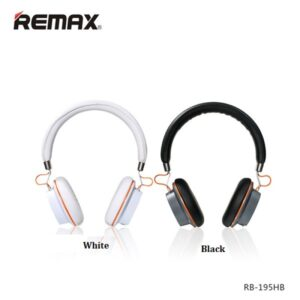 remax rb-195hb bluetooth headphone stereo multi-points wireless