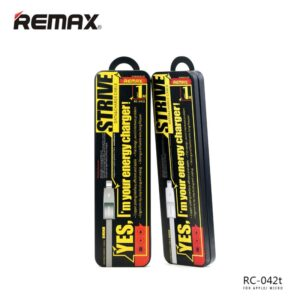 remax rc-042t data cable strive 2 in 1