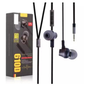 RM 610D In-Ear Earphone