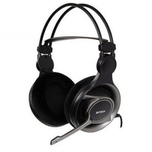 a4tech hs-100 stereo headset comfortfit