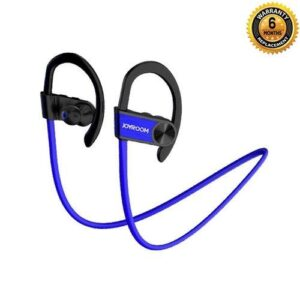 joyroom u12 bluetooth earphone sport ipx7 waterproof swim light weight wireless