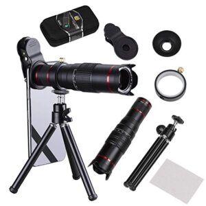 22x camera zoom optical telescope lens