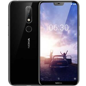 nokia 6.1 plus smartphone 4/64gb 16/16megapixel camera