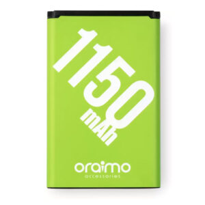 oraimo bl-5c mobile battery 1150mah
