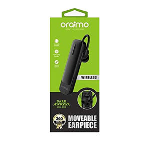 oraimo oeb-e31s dark knight earpiece