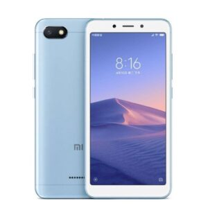 redmi 6a smart phone 2/16gb 13/5megapixel camera