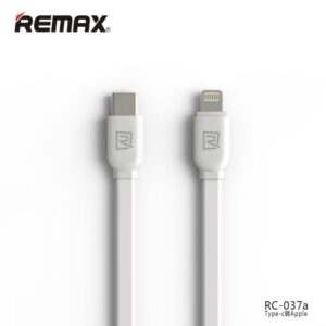 remax rc-037a data cable type c for apple iphone ipad