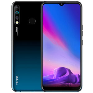 tecno camon 12 smartphone 4/64gb 16/16mp camera