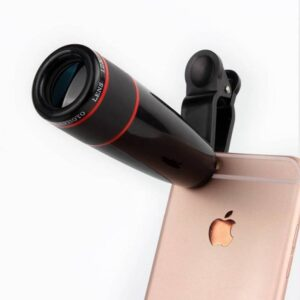12x mobile camera zoom lens