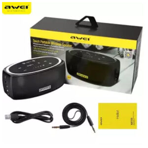 awei y210 bluetooth speaker upgrade 360 degree stereo sound