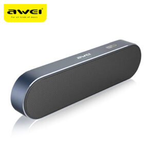 awei y220 wireless speaker metal dual-track sensor touch boombox