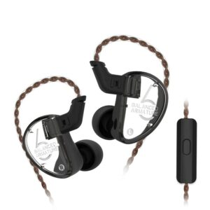 KZ AS06 3BA in-Ear Earphones