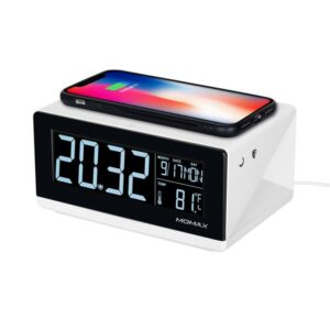 Momax Q.Clock Wireless Speaker
