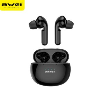 AWEI T15 Ture Wireless Sports Earbuds with Charging Case