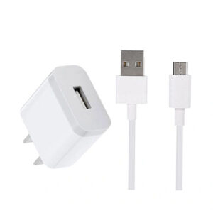 Mi-Travel Adapter Charger Micro USB Cable-Original