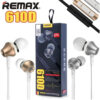 Remax RM-610D Super Bass Earphones